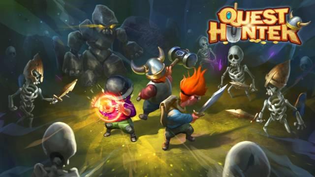 Análise | Quest Hunter | Jogos Grátis Brasil